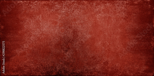 Fotomural  Grunge red stone texture background