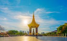 PHNOM PENH, CAMBODIA - October...