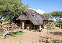 Traditional African House