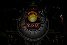 Old 750 Out Of Darkness Into Light From Open Door