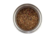 Modern Steel Pepper Grinder Wi...