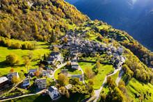 Soglio - Val Bregaglia - Svizz...