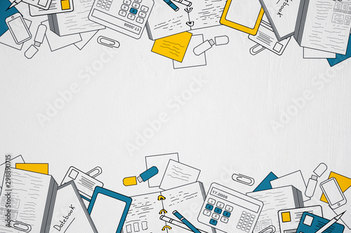 Fotografiet Creative education backdrop