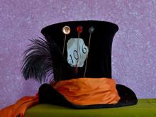 Halloween Mad Hatter Hat