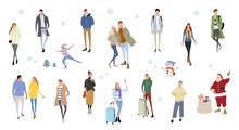 Illustration Material: People,...