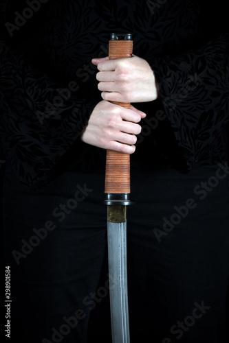 Obraz na plátně Die fünf Ringe - Musashi