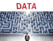 Data Can Be Hard To Get - Pict...