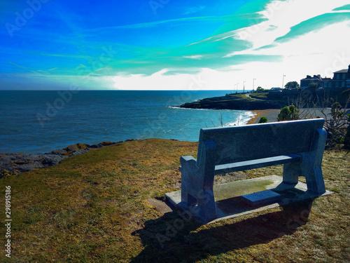 Fototapeta Greystones Beach, Ireland