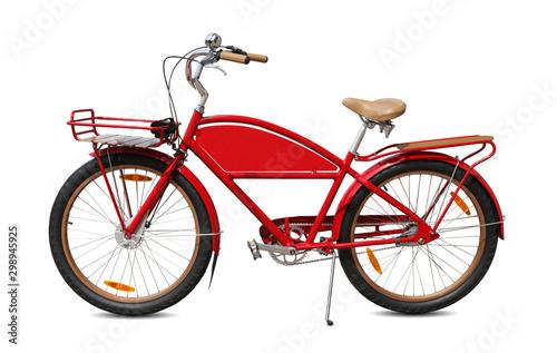 Foto  Vélo customisé