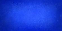 Bright Blue Background With Dark Border And Distressed Soft Texture Design, Elegant Luxury Blue Paper Illustration