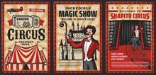 Circus Or Carnival Top Tent Wi...