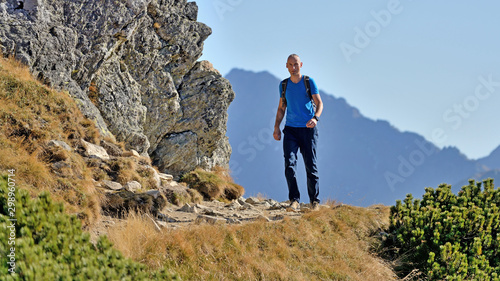 Valokuva  Tatra Mountains - the most beautiful mountains in Poland.