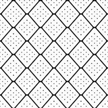 Seamless Squares Pattern, Chec...