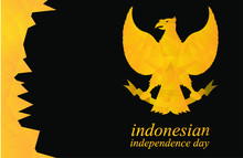 Vector Logo Gold Garuda Pancas...