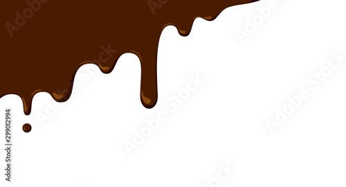 溶けるチョコレート Stock イラスト Adobe Stock