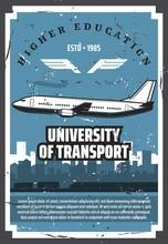University Of Air Transport, A...
