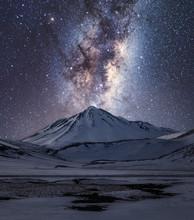 Chile Night Sky Milky Way