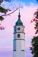 Clocktower In Kalemegdan Fortr...