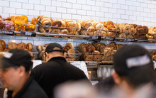 Bakery Bagel Shop