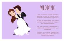 Wedding Poster Happy Newlywed ...
