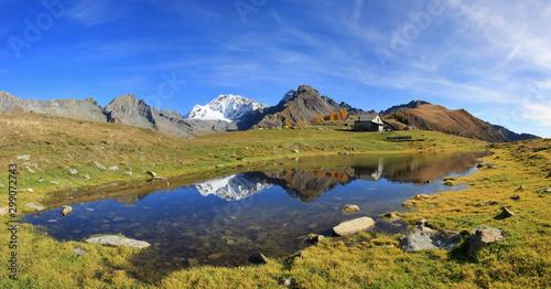 Il monte Disgrazia dall'alpe Scermendone #299072743