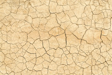Clay Sandy Earth Parched And C...