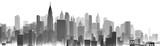 Fototapeta Miasto - PANORAMA CITY NYC