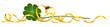 Leinwandbild Motiv Goldband 26