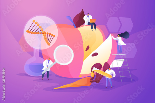 Fotografie, Obraz Bioengineering, biotechnology
