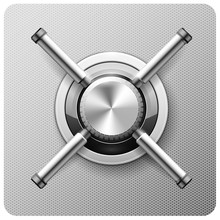 Safe Handle Wheel - Vault Door...