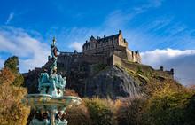 Edinburgh Castle ,The Castle I...