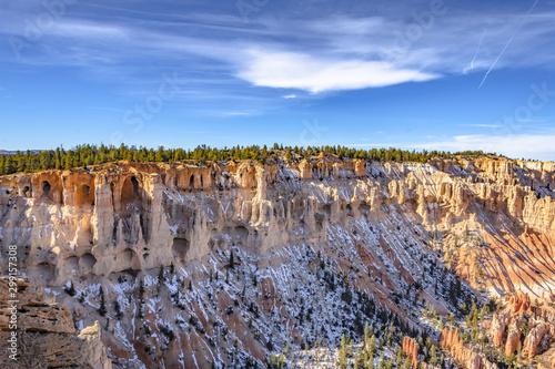 Canvas Print Bryce Canyon National Park , Utah USA.