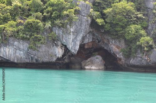 Foto op Aluminium Cathedral Cove Ang Thong NP