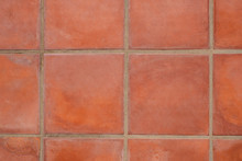 Terracotta Tiled Floor Backgro...