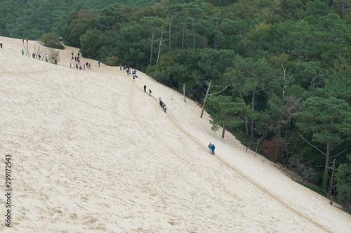 Canvastavla Dune du Pila arcachon france gironde europe tourisme
