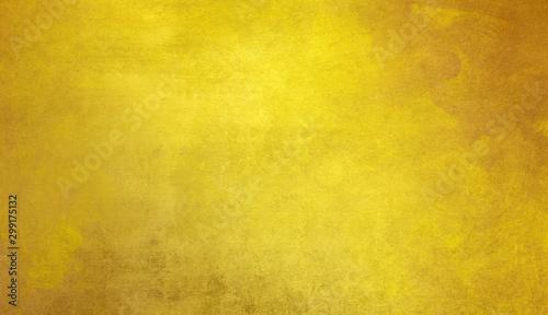 Obraz gold farbe texturen hintergrund - fototapety do salonu