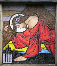 Mosaic - Third Station Of The Cross Ballina County Mayo Ireland (2019)