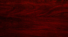 Dark Red Wood Plank As Backgro...