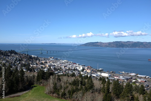 Photo View from Astoria Column
