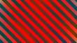 Leinwandbild Motiv Diagonal Stripes Red Blue Lines Abstract Screen Motion Background