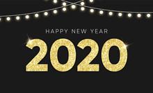 Happy New Year 2020 With Hangi...