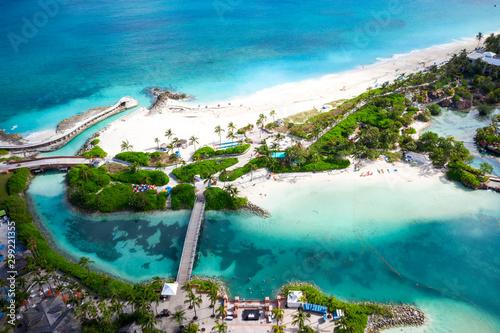 Photo Aerial of Bahamas Nassau