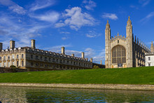Cambridge University Building ...