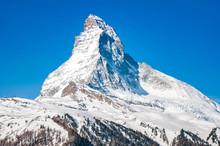 Matterhorn Peak In Sunny Day, ...