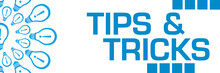 Tips And Tricks Blue Bulbs Cir...