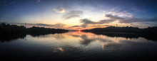 Sunrise On The Tennessee River