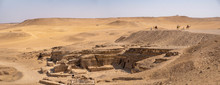Panoramic View Of The Giza Pla...