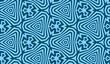 Vector - blue abstract  seamless background