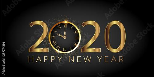 Foto auf Gartenposter Logo 2020