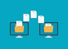 File Transfer,Exchanging Files...